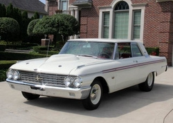 Ford - 1962 Galaxie 500 Coupe Car