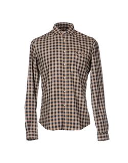 Robert Friedman  - Flannel Button Shirt