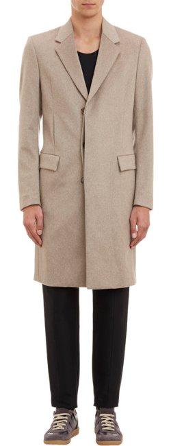 Maison Martin Margiela  - Classic Cashmere Overcoat
