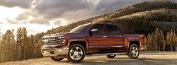 Chevrolet - Silverado 1500 Pickup Truck