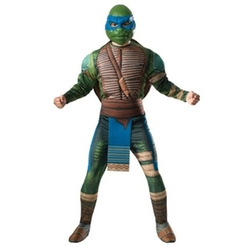Teenage Mutant Ninja Turtles - TMNT Movie Leonardo Deluxe Costume