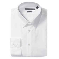 John Varvatos  - Collection Slim Solid Point Shirt