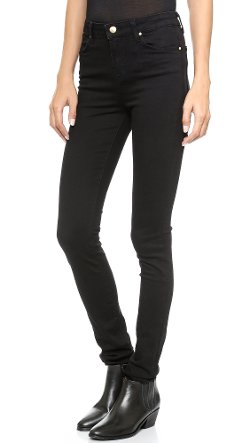 J Brand  - Bardot Stacked Photo Ready Skinny Jeans