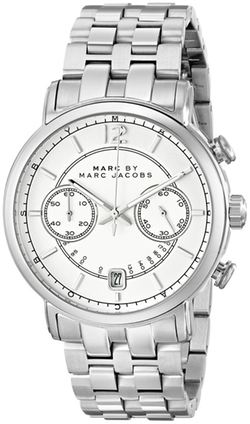 Marc By Marc Jacobs - Fergus Stainless Steel Watch