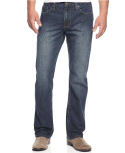 Royal Premium Denim  - Straight-Leg Jeans