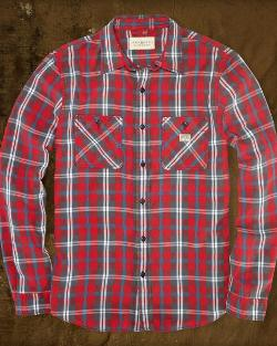 Ralph Lauren - Plaid Ward Sport Shirt