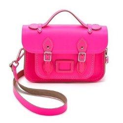 Ali Express - Leather Mini Satchel Bag
