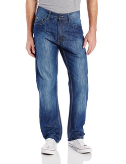 Southpole - Straight-Fit Denim Jeans