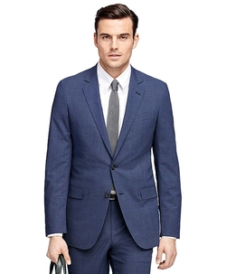 Brooks Brothers - Fitzgerald Fit Brookscool Check Suit