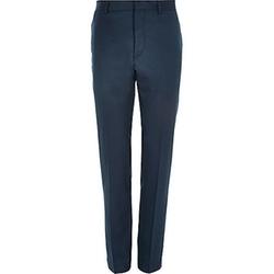 River Island - Green Skinny Suit Pants