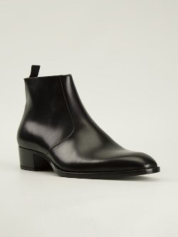 Saint Laurent  - Classic Ankle Boots