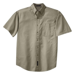 Port Authority - Short Sleeve Professional Twill Shirt