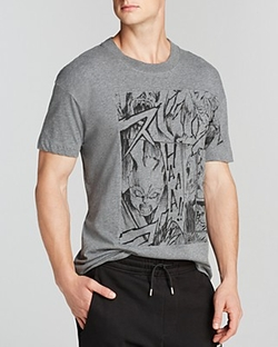McQ - Comic Strip Tee