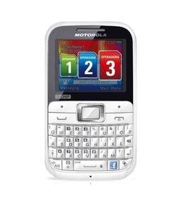 Motorola - Motokey Qwerty Phone