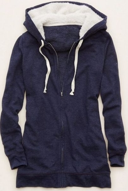 American Eagle Outfitters - Aerie Cozy Zip-Up Hoodie