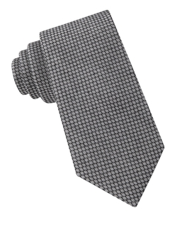 Calvin KleinNeat Print Tie - Calvin KleinNeat Print Tie