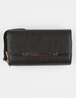 Tillys - Foldover Wristlet Wallet