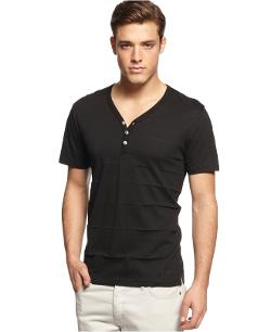 DKNY  - Jeans Henley T-Shirt