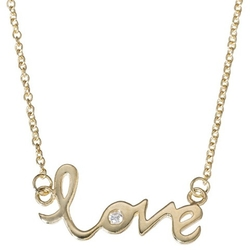 Target - Love Pendant Necklace