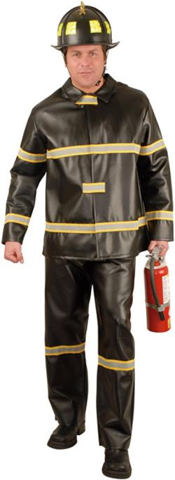 Brands on Sale - Adult Firefighter Costume