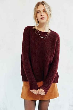 BDG - Warm Me Up Pullover Sweater