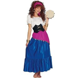 Franco American Novelty Company  - Adult Gypsy Costume