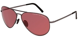 Porsche Design - Aviator Sunglasses