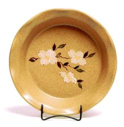 Emerson Creek Pottery - Ceramic Frilly Pie Plate