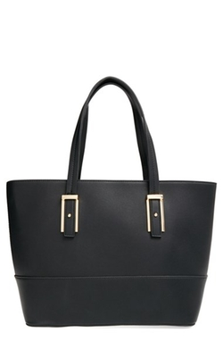 Emperia - Faux Leather Tote Bag
