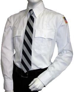 imagefirstuniforms - Security Shirt - Poly-Cotton - Long sleeve