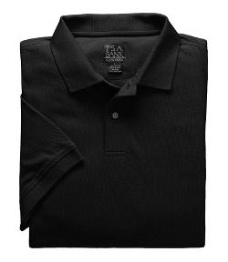 JoS. A. Bank - Stays Cool Solid Short Sleeve Pique Polo