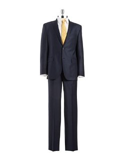 Jack Victor  - Two-piece Pinstriped Suit