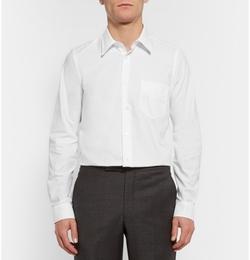 Paul Smith London - White Cotton Shirt