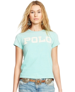 Polo Ralph Lauren - Distressed Graphic T-Shirt