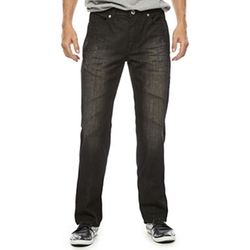 Jf J. Ferrar - Slim Straight Denim Jeans