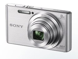 Sony - Cyber-Shot Digital Camera W830