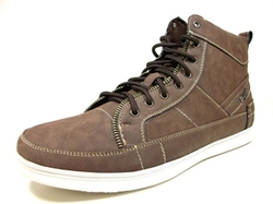 Delli Aldo - Hi-Top Casual Sneakers