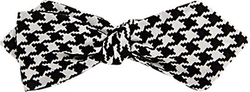Alexander Olch - Houndstooth Bow Tie