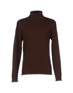 Paolo Pecora - Ribbed Turtleneck Sweater