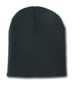 Magic - Solid Blank Short Beanie Cap