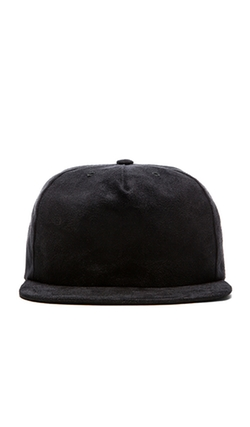 Norse Projects - Faux Suede Trucker Cap