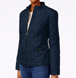 Charter Club - Petite Quilted Jacket