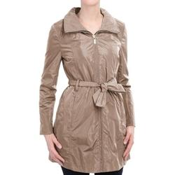 Ellen Tracy - Packable Rain Jacket
