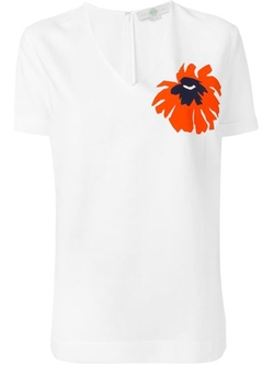 Stella Mccartney - Flower Print T-Shirt