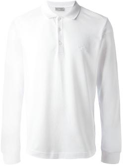 Dior Homme - Long Sleeve Polo Shirt