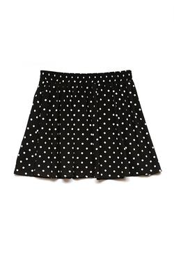 Forever21 - Polka Dot Skater Skirt