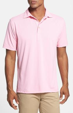 Peter Millar  - Moisture Wicking Stretch Polo