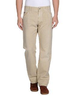 Dolce & Gabbana  - Gabardine Casual Pants