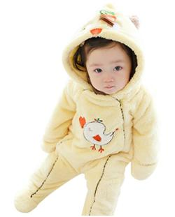 HRYfashion  - Unisex-Baby Infant Winter Animal Snowsuits