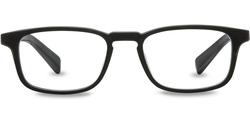 Warby Parker - Arthur Jet Black Glasses